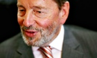 David Blunkett MP, former home secretary, at Portcullis House