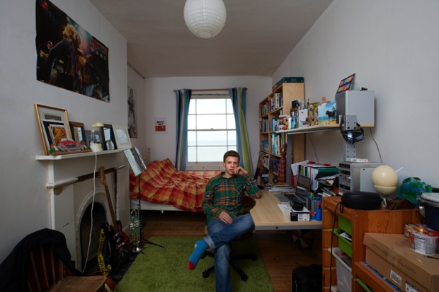 What Students 39 Bedrooms Reveal About Their Cultural Lives Culture The Guardian
