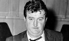 Brendan Behan (1923-1964) Irish Author And Playwright.