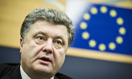 Petro Poroshenko, 'Rei Chocolate', ucraniano MP e apoiador dos protestos Euromaiodan em Kiev