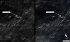 MH370 search: satellite images of the two objects spotted