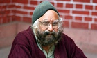 Indian writer Khushwant Singh in Delhi in 2004