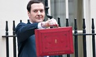 George Osborne delivers his penultimate pre-election Budget