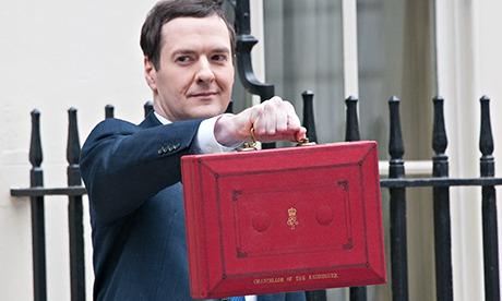 George Osborne delivers his penultimate pre-election Budget