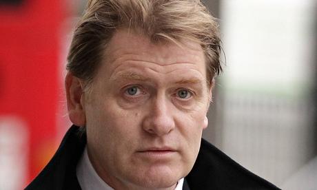 Falkirk MP Eric Joyce