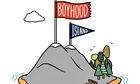 Boyhood Island illustration