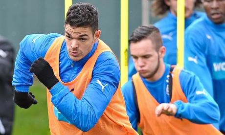 Newcastle's Hatem Ben Arfa
