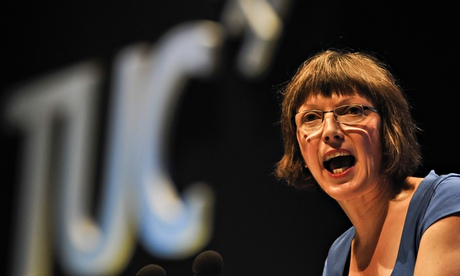 Frances O'Grady speech