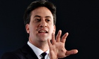 Labour Party leader Ed Miliband delivers speech on Europe