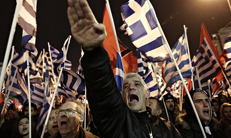 Golden Dawn: courage of two women stems the rise of Greece's neo-Nazis
