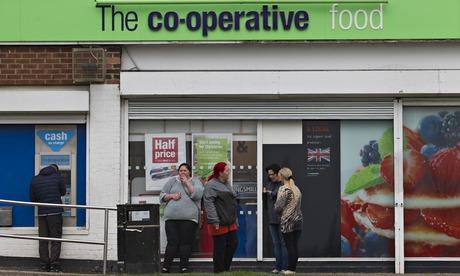 pauline green co-operative group