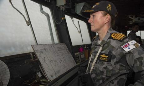 australian navy mh370