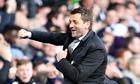 Tim Sherwood Tottenham Hotspur v Southampton - Barclays Premier League