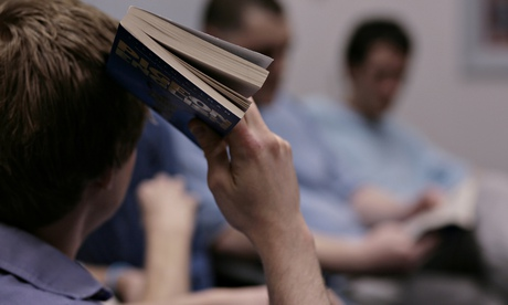 Mark Haddon helps launch online petition against prisoner's book ban