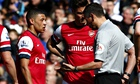Alex Oxlade-Chamberlain and Kieran Gibbs both cleared for Arsenal