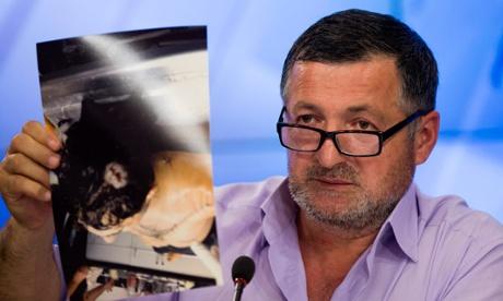 Abdul-Baki Todashev, FBI death