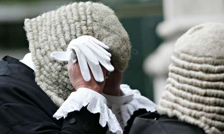 In 2009, the lord chancellor and the lord chief justice agreed to name judges who were disciplined for misconduct, adding brief details of the offence and sanction. Photograph: Sang Tan/AP