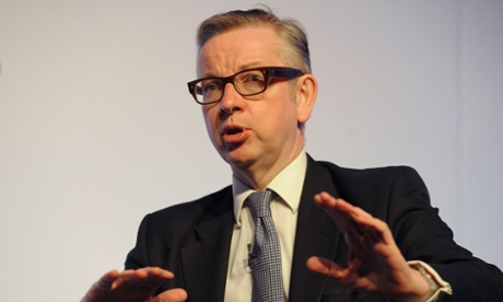 Michael Gove once rapped to Kirstie Alsopp.