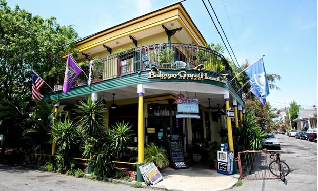 Top 10 hotels b bs and guesthouses in new orleans for Boutique hotel orleans france