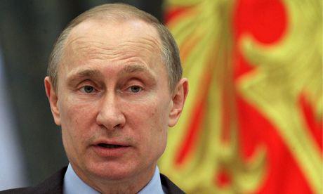 Крым: все эти разговоры о холодной войне не заставят Владимира Путина отступить