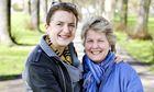 Sandi Toksvig and Debbie