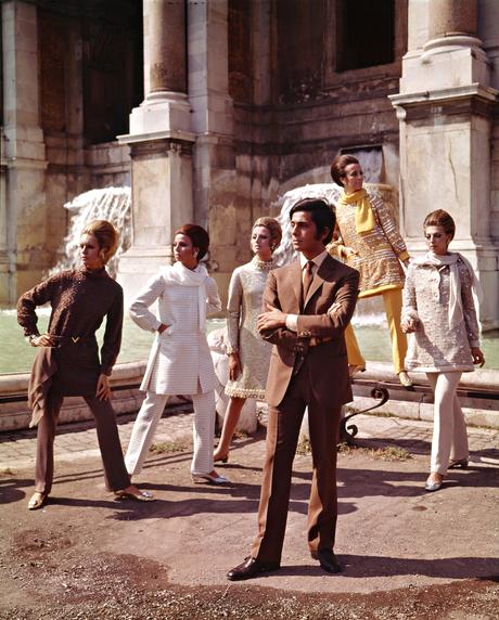 The rebirth of Italian fashion