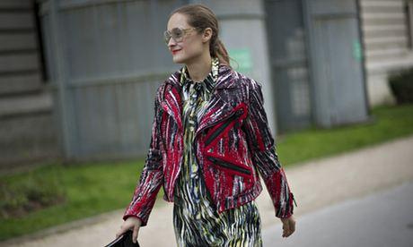 Daria Shapovalova, creative director of Kiev Fashion days