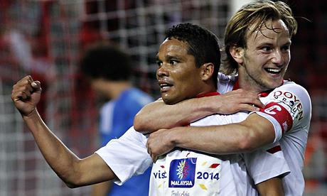 SEVILLA FC VS. REAL MADRID