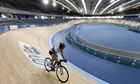 Peter Walker tests out the new public cycling facilities at the Olympic velodrome in east London