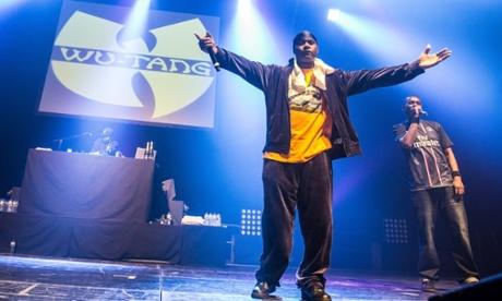 Masta Killa and GZA of Wu-Tang Clan perform in France