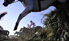 Jumping at Aintree