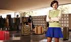 Elisabeth Moss as Peggy Olson in the final season of Mad Men