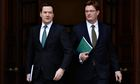 George Osborne and Danny Alexander
