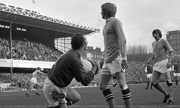 Bob Wilson, Colin Bell and Charlie George