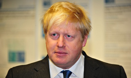 Boris Johnson