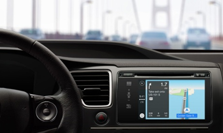 CarPlay Brings Apple's iOS To Ferrari, Mercedes-Benz and Volvo