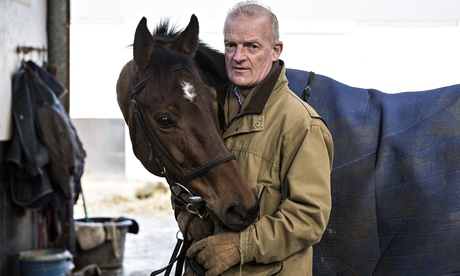 Willie Mullins and Hurricane Fly