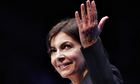 Paris Socialist Mayoral Candidate Anne Hidalgo