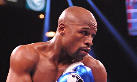 Floyd Mayweather Jr not only picks his opponents and the undercard, but pays for them too