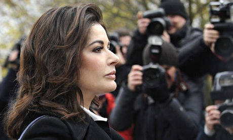 Assistants of tv chef Nigella Lawson fraud trial.