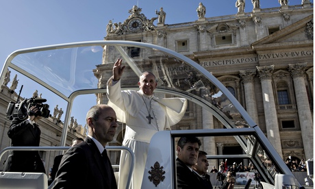Mainstream Media's Popular Pope... Pope Francis: Revitalising the Catholic Church