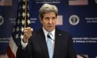 John Kerry in Kiev