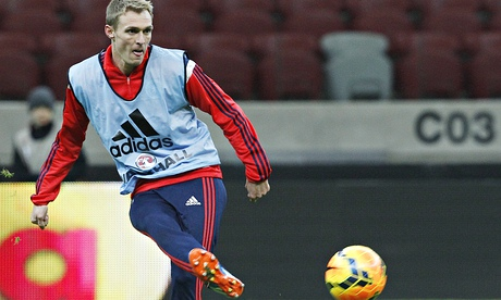 Darren Fletcher is on the way beck to the top of his game after returning from bowel surgery