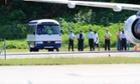 Asylum seekers arrive in Nauru
