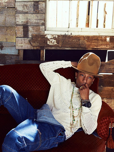 Pharrell Williams : Pharrell Williams