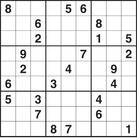Sudoku 2 759 hard