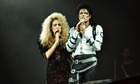 Michael Jackson and Sheryl Crow
