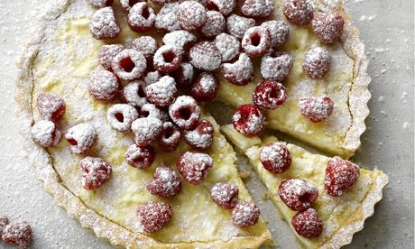 Lemon and ricotta tart: 'A sort of Italian take on the French tarte au ...