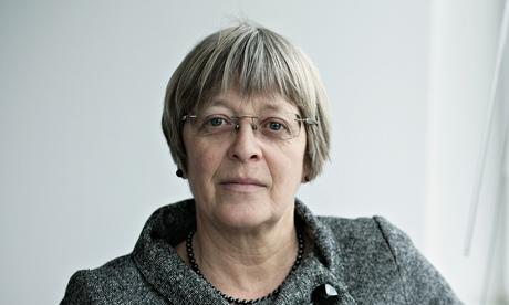 Anna Bradley of Healthwatch England