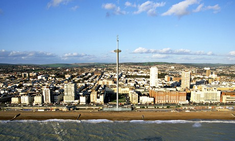Artist's impression of the i360